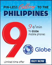 Call the Philippines with just 1Clic